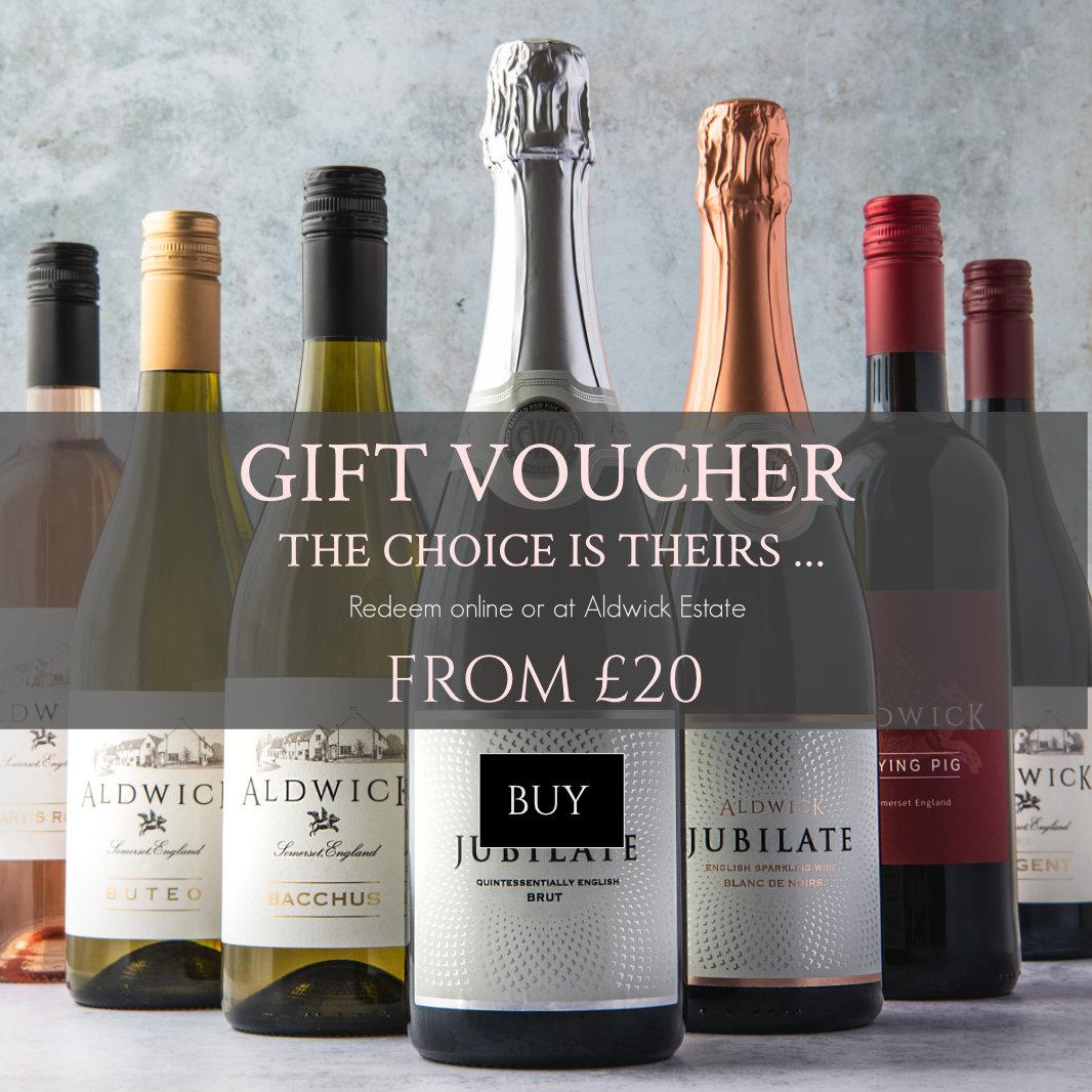 Gift voucher for Aldwick Estate